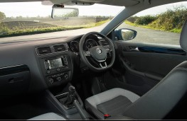 Volkswagen Jetta, interior