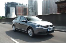 Volkswagen Jetta, front, action