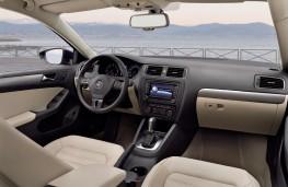 VW Jetta, interior