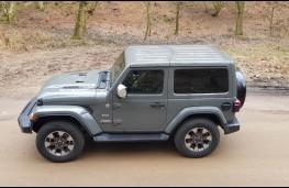 Jeep Wrangler 2.0 Overland 2DR, side