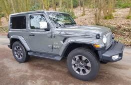 Jeep Wrangler 2.0 Overland 2DR, profile
