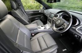 Jeep Grand Cherokee, interior