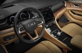 Jeep Grand Cherokee, 2021, US specification, interior