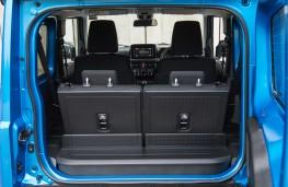 Suzuki Jimny, 2019, boot