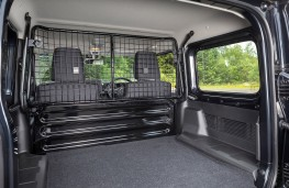 Suzuki Jimny Commercial, 2021, boot space