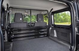 Suzuki Jimny Commercial, 2021, load space