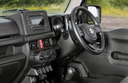 Suzuki Jimny Commercial, 2021, interior