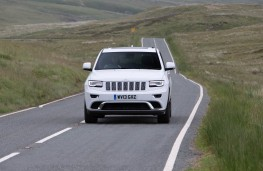 Jeep Grand Cherokee, action