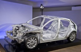 Mazda SKYACTIV-X, chassis