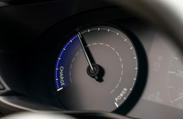 Mazda MX-30, instrument panel