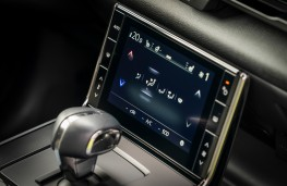 Mazda MX-30, ventilation touch screen