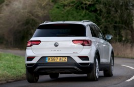 Volkswagen T-Roc 4Motion, 2017, rear