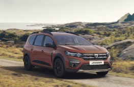 Dacia Jogger, 2021, front