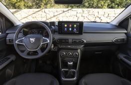 Dacia Jogger, 2021, interior