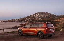 Dacia Jogger, 2021, rear