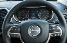 Jeep Cherokee, dashboard