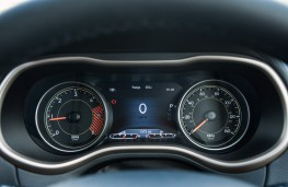 Jeep Cherokee, instrument panel