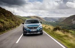 Peugeot 5008, 2017, front, action