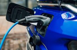 Kia Soul EV, charging