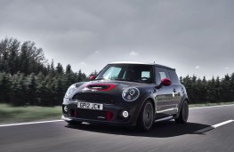 MINI John Cooper Works GP, 2019, front, uncamouflaged