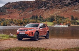 Land Rover Discovery Sport, 2019, front, static