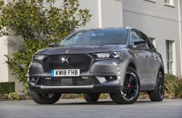 DS 7 Crossback, 18-plate, front, static