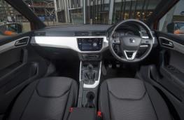 SEAT Arona Xcellence, 2018, interior