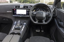 DS 7 Crossback, 18-plate, interior