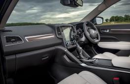 Renault Koleos, interior