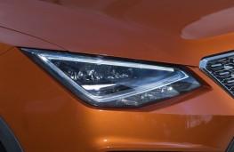 SEAT Arona Xcellence, 2018, headlights