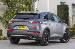 DS 7 Crossback, 18-plate, rear, static