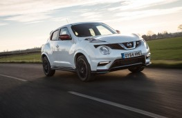 Nissan Juke Nismo RS, front