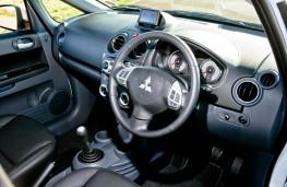 Mitsubishi Colt Juro, interior