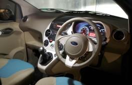 Ford Ka, interior