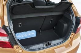 Ford Ka+, boot