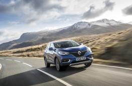 Renault Kadjar, 2019, front