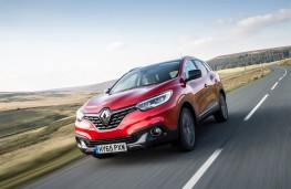 Renault Kadjar, front, action