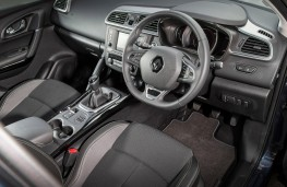 Renault Kadjar dCi 110, interior