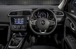 Renault Kadjar, 2019, interior