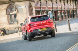 Renault Kadjar, rear, action
