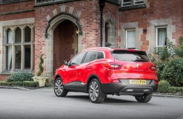 Renault Kadjar, rear, static