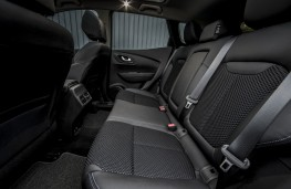 Renault Kadjar, 2019, rear seats