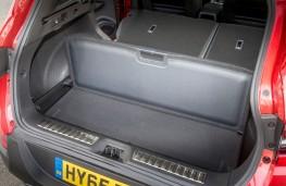 Renault Kadjar, underfloor storage