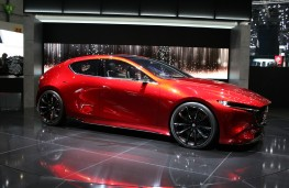 Mazda KAI concept, 2018