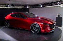 Mazda KAI concept, 2018, front
