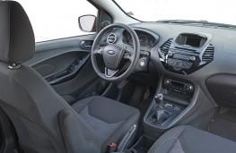 Ford Ka+, interior