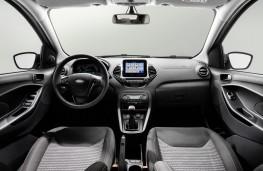 Ford Ka+, 2018, interior