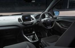 Ford Ka+ Active, 2018, interior