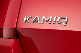 Skoda Kamiq, 2019, badge