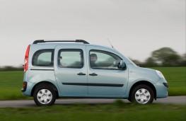 Renault Kangoo, side